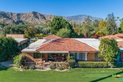 37 La Cerra Drive, Rancho Mirage, CA 92270 - MLS#: 18410846PS
