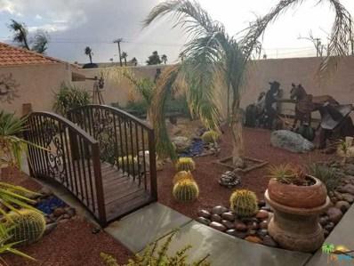 11880 Ambrosio Drive, Desert Hot Springs, CA 92240 - MLS#: 18411474PS