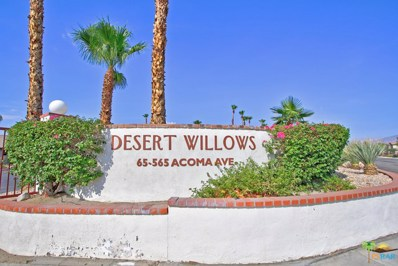 65565 Acoma Avenue UNIT 102, Desert Hot Springs, CA 92240 - MLS#: 18413818PS