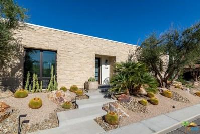 1058 Bella Vista, Palm Springs, CA 92264 - MLS#: 19418530PS