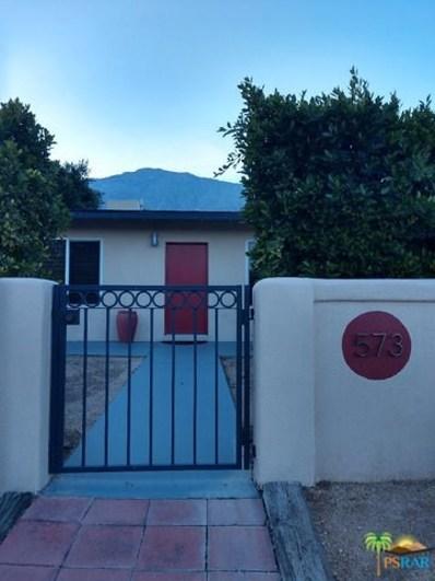 573 S Calle Palo Fierro UNIT 1, Palm Springs, CA 92264 - MLS#: 19421174PS
