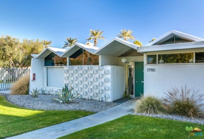 1790 S Araby Drive, Palm Springs, CA 92264 - MLS#: 19422550PS