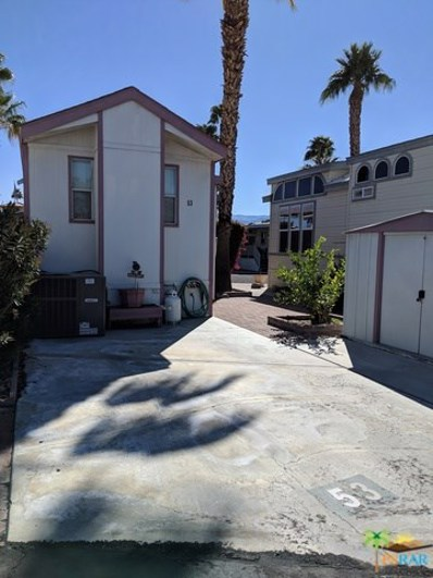 69801 Ramon Road UNIT 53, Cathedral City, CA 92234 - MLS#: 19433878PS