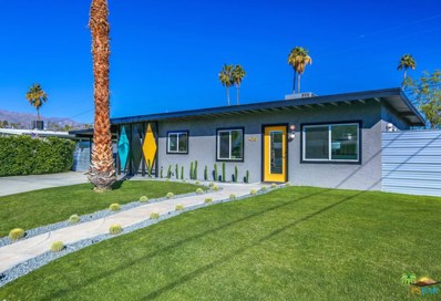 4018 E Paseo Luisa, Palm Springs, CA 92264 - MLS#: 19434706PS