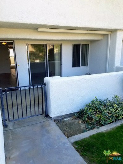 32505 Candlewood Drive UNIT 107, Cathedral City, CA 92234 - MLS#: 19437082PS