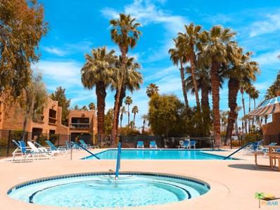 5300 E Waverly Drive UNIT J8, Palm Springs, CA 92264 - MLS#: 19443900PS