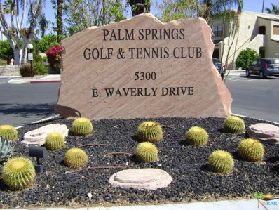 5300 E Waverly Drive UNIT 5207, Palm Springs, CA 92264 - MLS#: 19451584PS