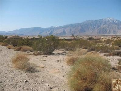 0 Mt. View Road, Desert Hot Springs, CA 92240 - MLS#: 214084316