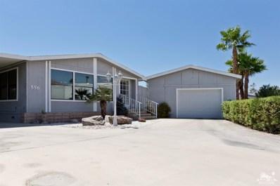 74711 Dillon Road UNIT 556, Desert Hot Springs, CA 92241 - MLS#: 216024574