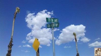 0 Sea View Way, Mecca, CA 92254 - MLS#: 216034294