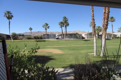15500 Bubbling Wells Road UNIT 252, Desert Hot Springs, CA 92240 - MLS#: 217015200