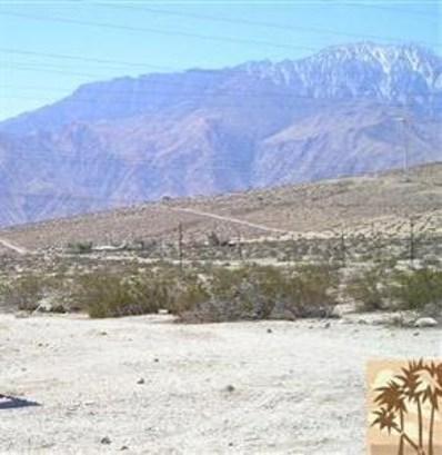 0 Sunrise Drive, Desert Hot Springs, CA 92240 - MLS#: 217015612