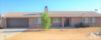 56252 Joshua Drive, Yucca Valley, CA 92284 - MLS#: 217017922