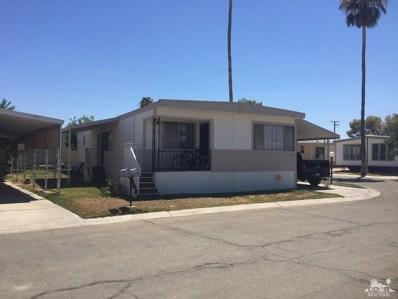 3600 Colorado River Road UNIT 84, Blythe, CA 92225 - MLS#: 217020302