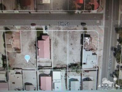 0 7th Street, Desert Hot Springs, CA 92240 - MLS#: 217023238