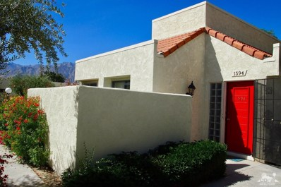 1594 Fairway Circle, Palm Springs, CA 92264 - MLS#: 217028796