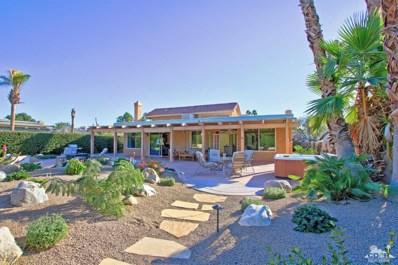 7 Santo Domingo Drive, Rancho Mirage, CA 92270 - MLS#: 217034444