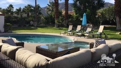 71423 Estellita Drive, Rancho Mirage, CA 92270 - MLS#: 218000122