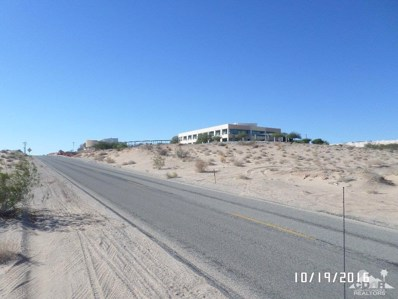 0 6th Avenue, Blythe, CA 92225 - MLS#: 218000606