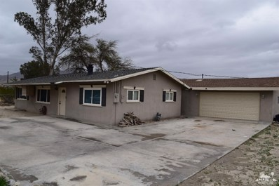 12214 United Road, Desert Hot Springs, CA 92240 - MLS#: 218000882