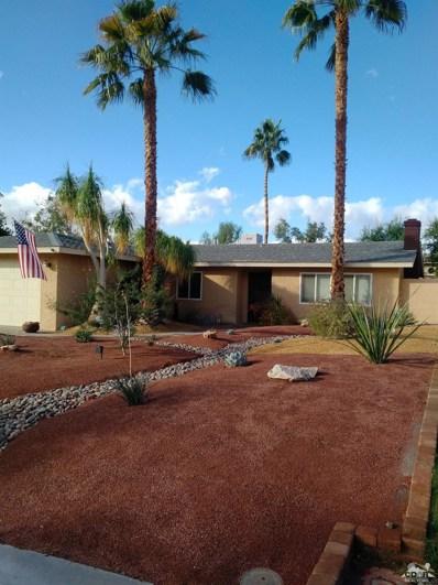 43509 Virginia Avenue, Palm Desert, CA 92211 - MLS#: 218000906