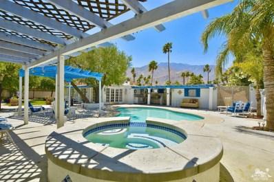 2222 N Via Miraleste, Palm Springs, CA 92262 - MLS#: 218001302