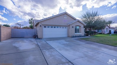 80609 Declaration Avenue, Indio, CA 92201 - MLS#: 218001310