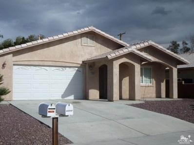 66042 1st Street, Desert Hot Springs, CA 92240 - MLS#: 218002558
