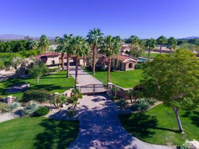 80765 Vista Bonita Trail, La Quinta, CA 92253 - MLS#: 218002656