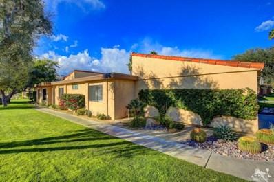 16 Valencia Drive, Rancho Mirage, CA 92270 - MLS#: 218002776