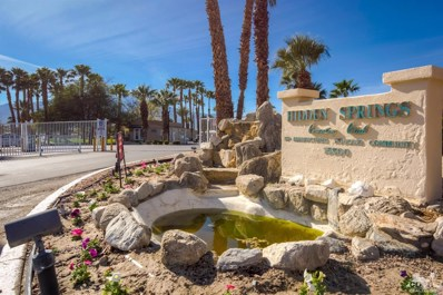 15500 Bubbling Wells Lane UNIT 242, Desert Hot Springs, CA 92240 - MLS#: 218003236