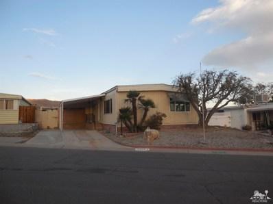 16820 Sunrise Road, Desert Hot Springs, CA 92241 - MLS#: 218004190