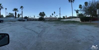0 E Chuckwalla, Palm Springs, CA 92262 - MLS#: 218004428