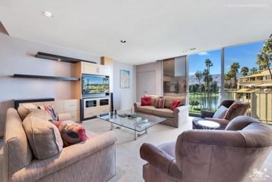 900 Island Drive UNIT 410, Rancho Mirage, CA 92270 - MLS#: 218004766
