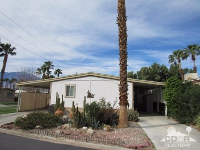 15500 Bubbling Wells UNIT 130, Desert Hot Springs, CA 92240 - MLS#: 218005836