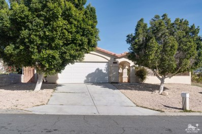 11760 Ambrosio Drive, Desert Hot Springs, CA 92240 - MLS#: 218006338
