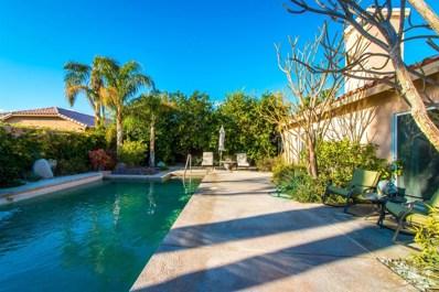 43645 Alba Court, La Quinta, CA 92253 - MLS#: 218006362