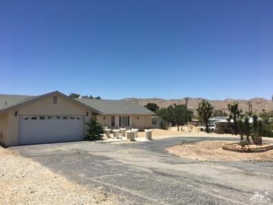 7432 Joshua Lane, Yucca Valley, CA 92284 - MLS#: 218006646