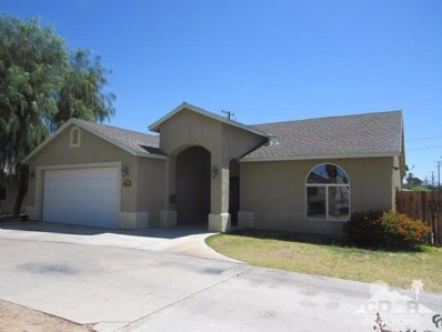 491 W Chanslorway, Blythe, CA 92225 - MLS#: 218006808