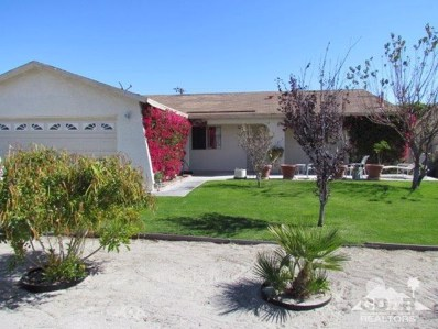 31620 Sky Blue Water Trail, Cathedral City, CA 92234 - MLS#: 218006890