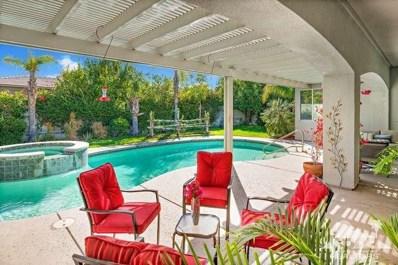 6 Bollinger Road, Rancho Mirage, CA 92270 - MLS#: 218007484