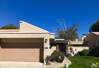 35978 W Paseo Circulo, Cathedral City, CA 92234 - MLS#: 218007564