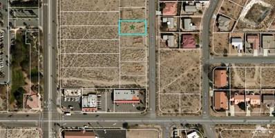 0 Ocotillo Road, Desert Hot Springs, CA 92240 - MLS#: 218008114