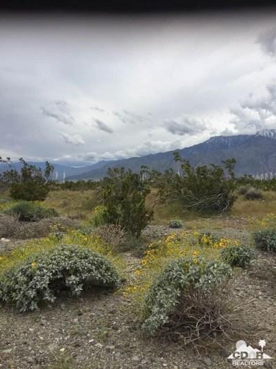 0 Behind Kay Road, Desert Hot Springs, CA 92240 - MLS#: 218008606