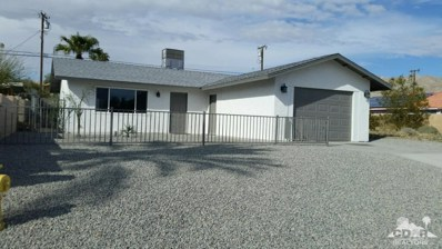 66414 2nd Street, Desert Hot Springs, CA 92240 - MLS#: 218009278