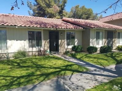 82567 Avenue 48 UNIT 37, Indio, CA 92201 - MLS#: 218009748