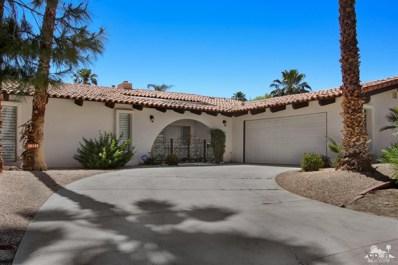 49100 Eisenhower Drive, La Quinta, CA 92253 - MLS#: 218009804