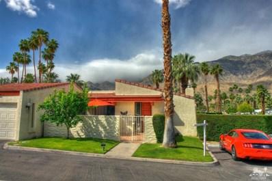 1151 S La Verne Way, Palm Springs, CA 92264 - MLS#: 218009866