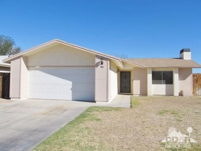 481 Downs Court, Blythe, CA 92225 - MLS#: 218010128