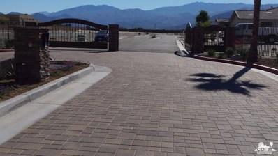 10 Siena Vista Court, Rancho Mirage, CA 92270 - MLS#: 218010668